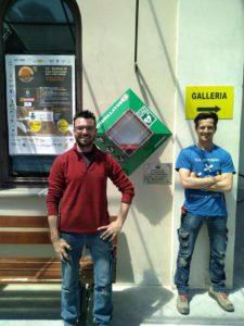 """Silvano: il club """"Le Veterane a San Pancrazio"""" dona un defibrillatore al Comune"""