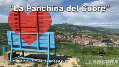 "Monastero Bormida - ""La Panchina del Cuore"""