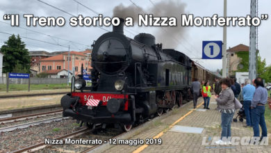 Photo of Nizza Monferrato – Il Treno storico (VIDEO)