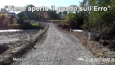 Photo of Melazzo – Aperto il guado sull'Erro (VIDEO)