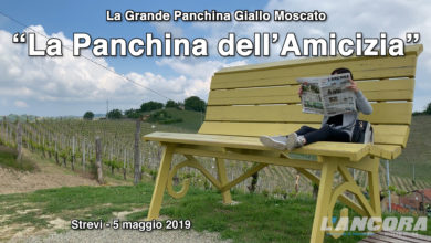 Photo of Strevi – La Grande Panchina dell'Amicizia (VIDEO)