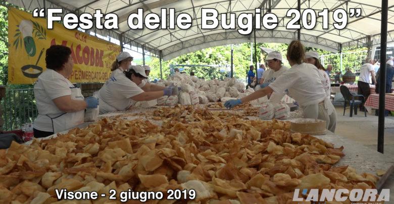 Visone - Festa delle Bugie 2019 (VIDEO)
