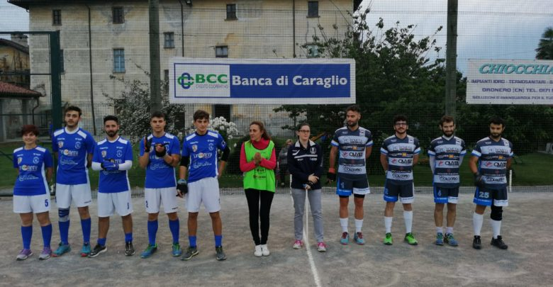 Pallapugno C1-Monastero Dronero-Bubbio