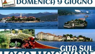 Pro Loco Sezzadio in gita sul Lago Maggiore