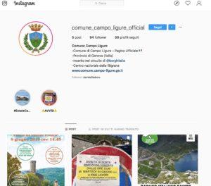 Campo Ligure Instagram