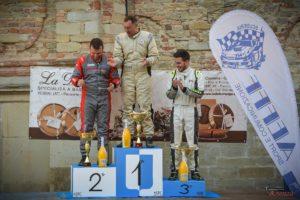 Slalom Bubbio-Cassinasco, il podio