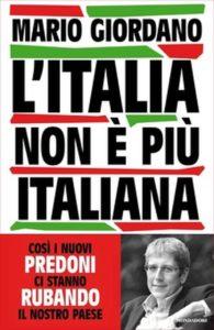 """Mario Giordano presenta """"L'Italia non è più italiana"""""""