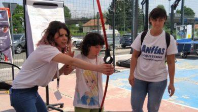Photo of Anffas da Decathlon ad Alessandria