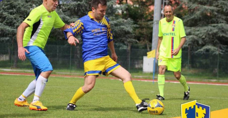 """Calcio giovanile - Genitori in campo al Torneo """"Famiglia Gialloblù"""""""