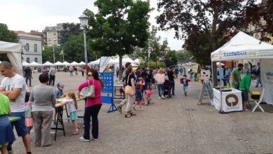 Photo of Il 15 e il 16 giugno con il Ludobus Legnogiocando piazza Della Vittoria si è trasformata in una grande ludoteca