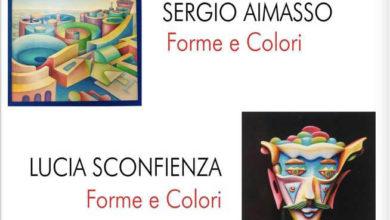 """A Casa Bertalero l'inaugurazione di """"Forme e Colori"""""""