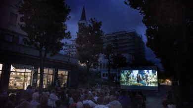 "Ad Acqui Terme ""Cinemando sotto le stelle"""