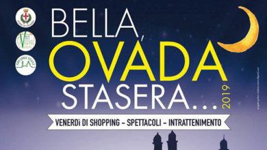 Bella Ovada, stasera