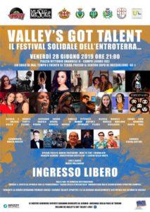 "A Campo Ligure il ""Valley's Got Talent"""