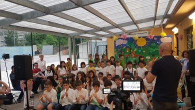 Cossano Belbo, feste di chiusura anno scolastico alle scuole dell'Infanzia e Primaria
