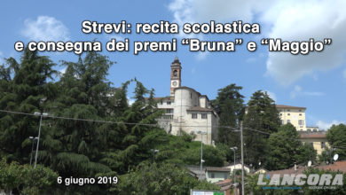 "Photo of Strevi: recita scolastica e consegna dei premi ""Bruna"" e ""Maggio"" (VIDEO)"
