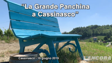 Photo of Cassinasco – La Grande Panchina (VIDEO)