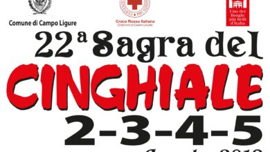 "Photo of Campo Ligure: La 22ª ""Sagra del cinghiale"" dal 2 al 5 agosto"