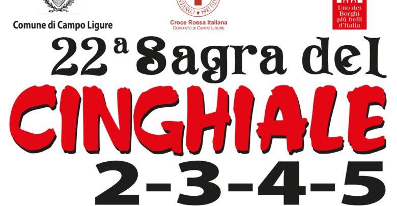 """Campo Ligure - La 22esima """"Sagra del cinghiale"""" dal 2 al 5 agosto"""