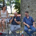 Tessa Gelisio cavaliere della Robiola dop di Roccaverano 2019