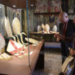 mostra in episcopio, le mitre