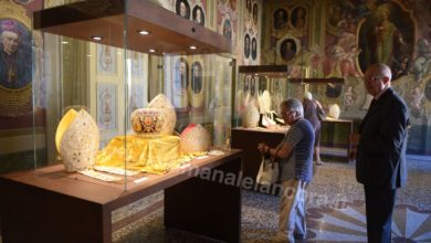 "Photo of ""Gloriae Corona"" in episcopio le mitre (gallery)"