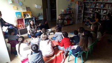 Nizza, biblioteca bambini