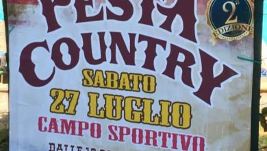 Photo of Festa country a Lerma