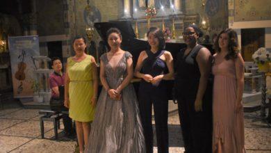 Photo of InterHarmony: esibizione di soprani