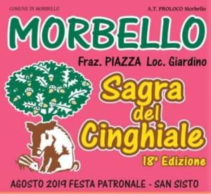 Morbello: 4 giorni con la Sagra del Cinghiale