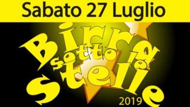 """Photo of Sezzadio: sabato 27 luglio """"Birra sotto le stelle"""""""