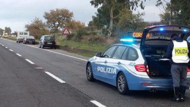 Contromano in autostrada tra Ovada e Masone: fermato
