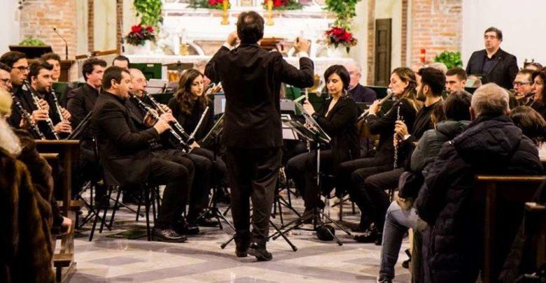 """Concerto della """"A. Rebora"""" presso il Lercaro di Ovada"""