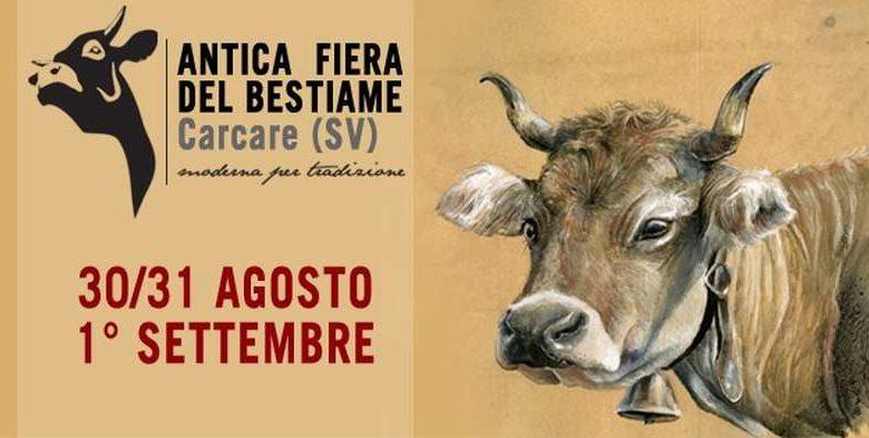 Carcare per la Fiera del Bestiame un'opera della Salvadori