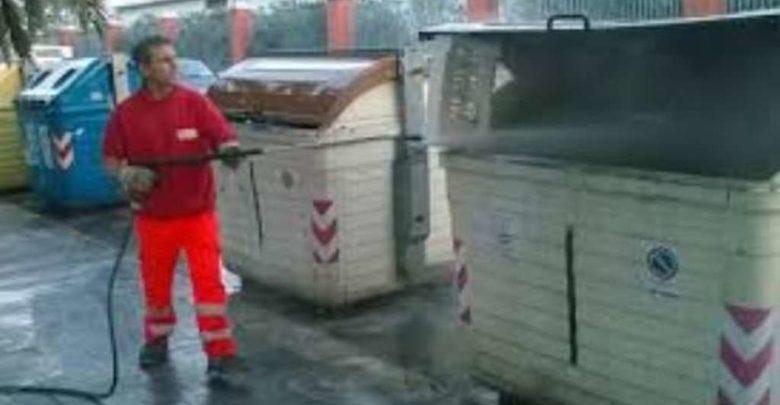 Unione Stura Orba Leira, in corso pulizia cassonetti