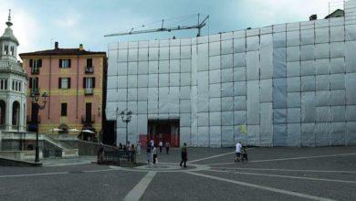 Photo of Lavori a palazzo Scati in piazza Bollente