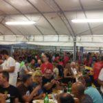 Cremolino: Per la sagra delle tagliatelle sono arrivati in migliaia