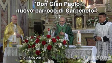 Don Eugenio Gioia nuovo parroco di Rivalta Bormida