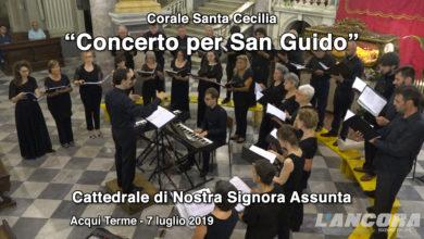 """Corale Santa Cecilia - """"Concerto per San Guido"""""""