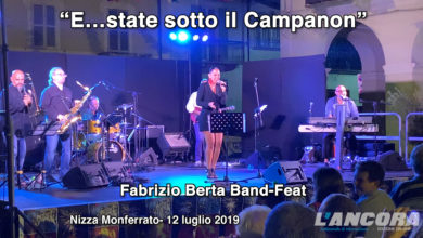 "Photo of Nizza Monferrato – ""E…state sotto il Campanon"" (VIDEO)"