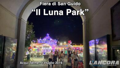 Acqui Terme - Il Luna Park alla fiera di San Guido 2019