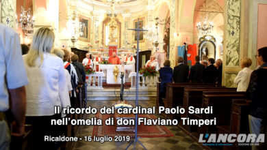 Photo of Ricaldone – Il ricordo del cardinal Paolo Sardi nell'omelia di don Flaviano Timperi (VIDEO)
