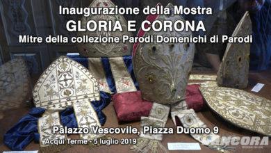"""Inaugurazione della mostra """"GLORIA E CORONA"""""""