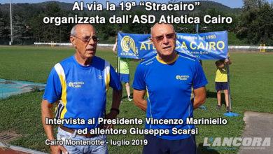 """Photo of Al via la 19ª """"Stracairo"""" organizzata dall'ASD Atletica Cairo (VIDEO)"""