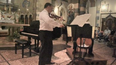 Photo of Al Santo Spirito, concerto di artisti internazionali (gallery)