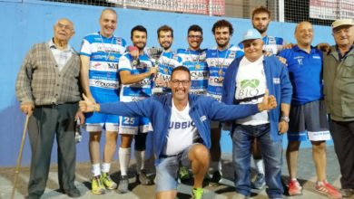 Photo of Pallapugno Coppa Italia C1: Bubbio vince e conquista il trofeo