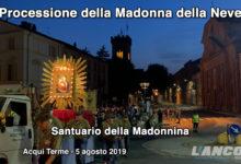 Processione della Madonna della Neve