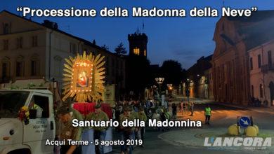 Photo of Processione della Madonna della Neve (VIDEO)