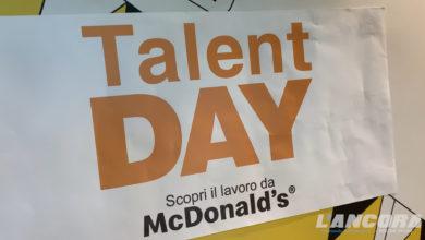 Photo of Talent Day e Borse di studio Doppia iniziativa al McDonald's (VIDEO)