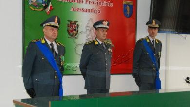 Photo of Guardia di Finanzna: cambio al vertice del Comando provinciale di Alessandria